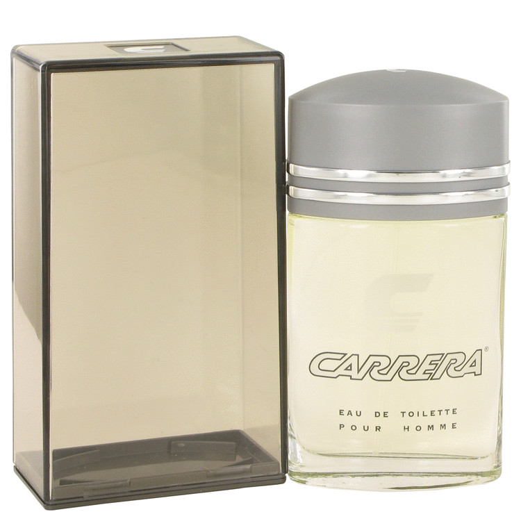 CARRERA by Muelhens Eau De Toilette Spray 3.4 oz