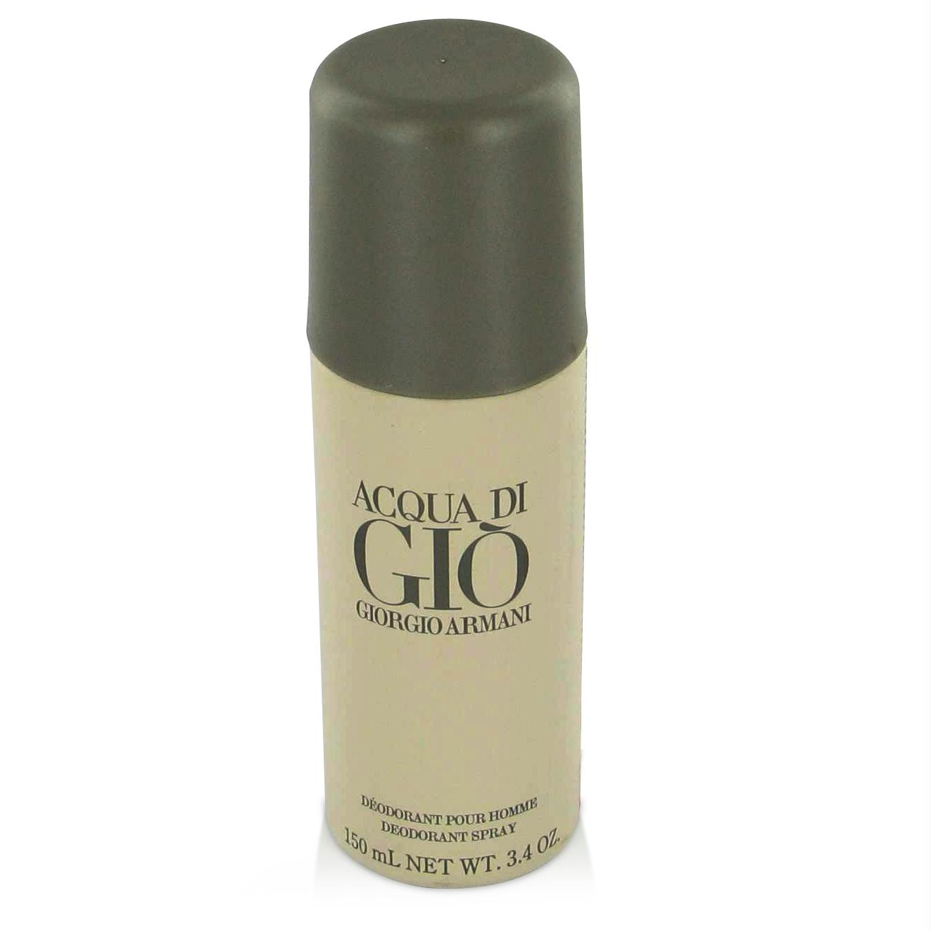 ACQUA DI GIO by Giorgio Armani Deodorant Spray Can 3.4 oz