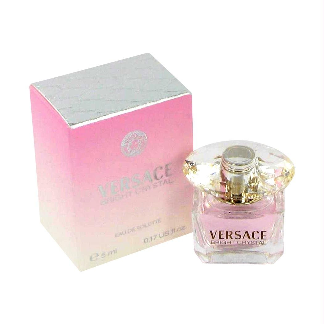 Bright Crystal by Versace Mini EDT .17 oz