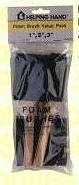 FAUCET QUEEN 30500 Foam Brush Asst. Case of 3