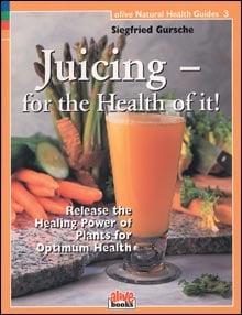 Tribest GPBSG02 Juicing for the Health of It  by Sigfried Gursche