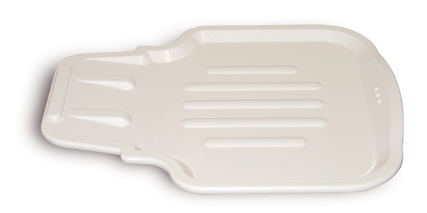 Tribest GS005DT Drip Tray-Prevents Spills and Drips on Your Kitchen - White