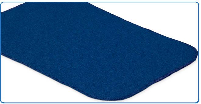 Jonti-Craft 8430JC Sensory Table Mat - Large - 54 x 72 Inches - Blue