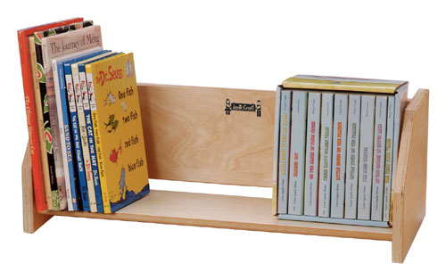 Jonti-Craft 0272JC BOOK HOLDER DISPLAY