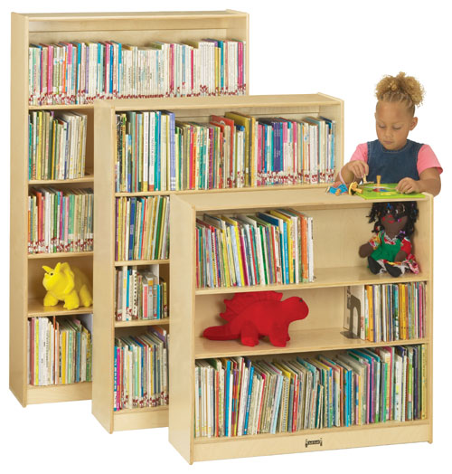Jonti-Craft 0962JC BOOKCASE - 60 INCH HIGH