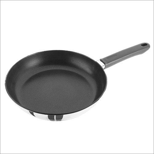 Kitchen Basics 12016 12 Inch Open Fry pan withEclipse