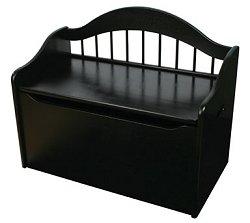 KidKraft 14181 Limited Edition Toy Box - Black