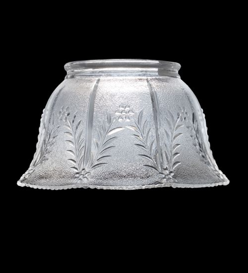 Meyda Tiffany 101464 7.5 Inch W Wheat Gas Shade/4 Inch Fitter