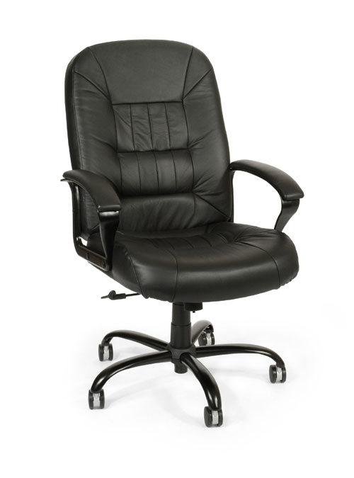OFM 800-L Big and Tall Leather Chair
