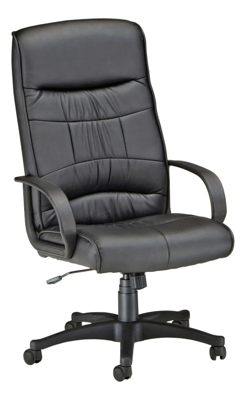 OFM 507-LX-T Executive Chair - Leatherette - Hi-Back