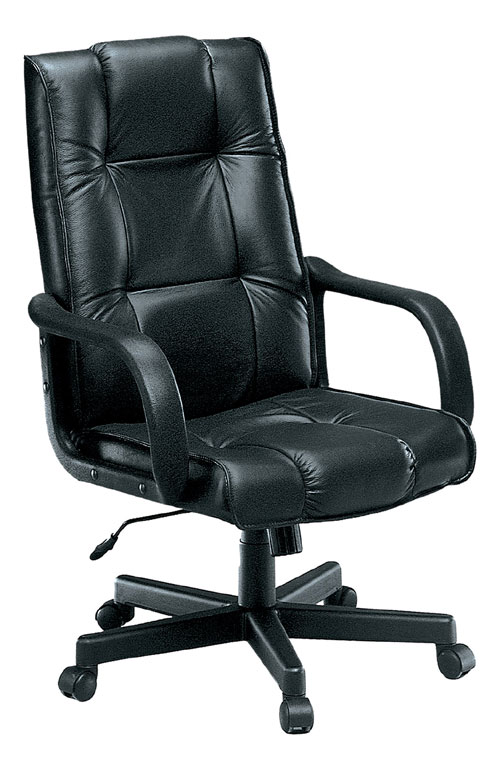 OFM 520-L Executive/Conference Chair - Hi-back  Leather