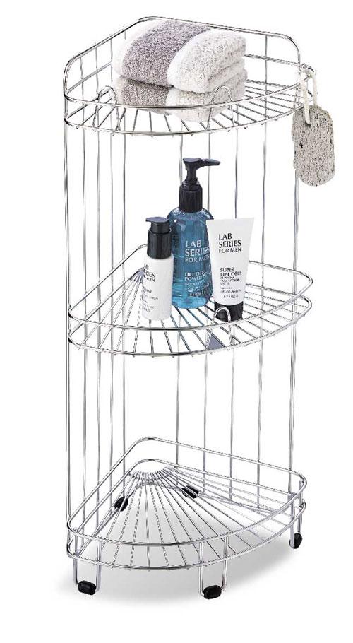 Bathtub Caddys & Shelves