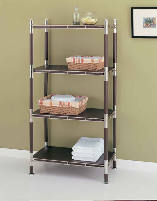 Organize It All 29334 Baronial 4 Tier Rack