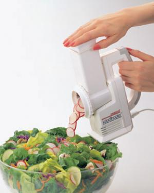 Presto 02910 Salad Shooter Slicer / Shredder