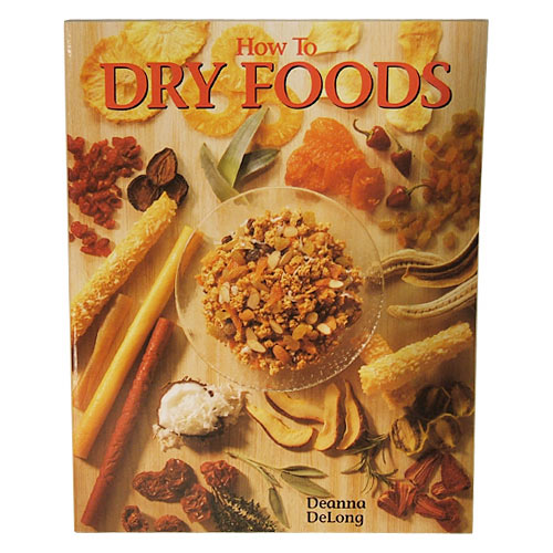 "Nesco HP-9 ""How to Dry Foods"" Book - 160 Pages"