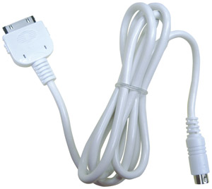 BOSS AUDIO IPC40 Cable for iPod Integration