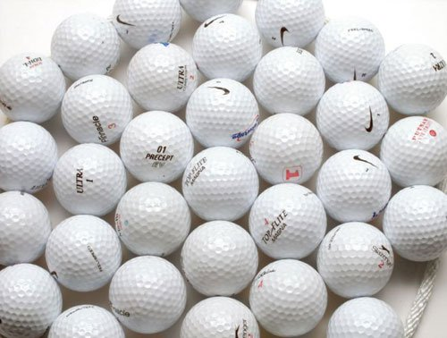 Sportime 022248 Bulk Re-Load Golf Balls - 500 Count Pack