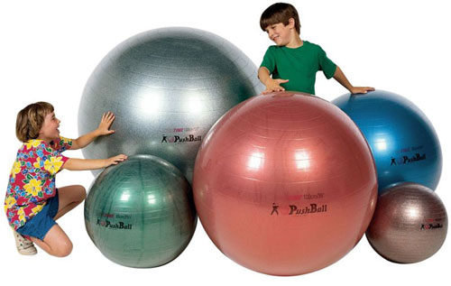 Sportime 009709 Ultimax Pushball - 50 (130cm)