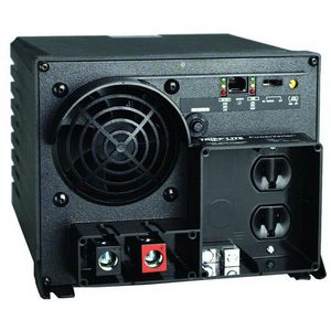 Tripp Lite PowerVerter Plus PV1250FC Inverter - Input Voltage:12V DC - Output Voltage:120V AC - 1250W Pulse-width Modula