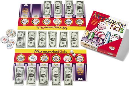 Talicor 808 Moneywise Kids Educational Game
