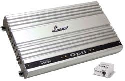 SOUND AROUND/LANZAR AUDIO OPTI4000D Competition Class Mono Block Digital Amplifier