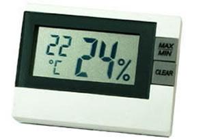 P3 INTERNATIONAL P0250 Mini Hygro-Thermometer