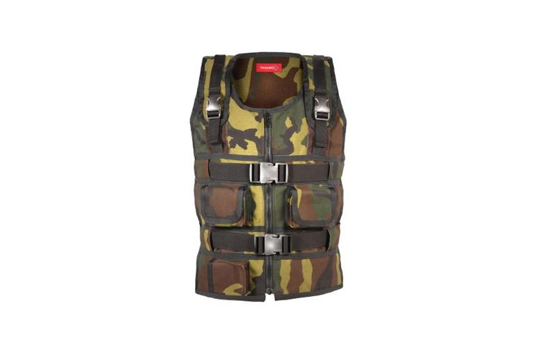 TN Games TRSVCSM-3rd Space Vest- Camo Small
