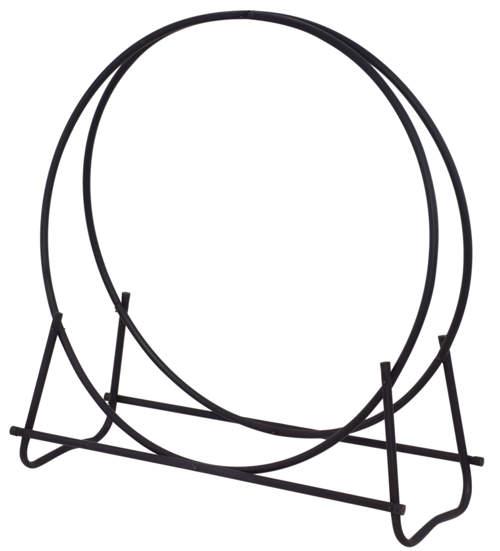 Uniflame W-1881 BLACK 40 INCH DIAMETER LOG HOOP