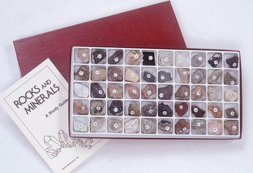 Hubbard Scientific 2130 Classroom Collection of Rocks Minerals