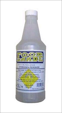 Tribest HYDRO 8 Percent Food Grade Hydrogen Peroxide 16 fl oz