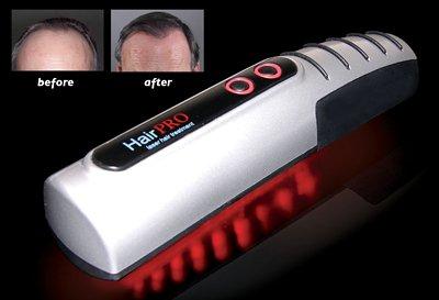 Viatek LB01G Hair Pro Laser Hair Brush