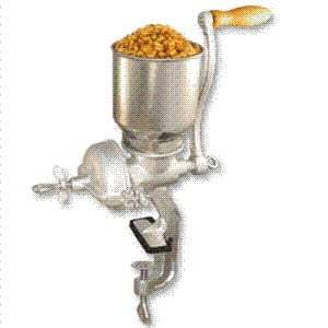 Weston 36-3601-W Cereal & Multi Grain Mill