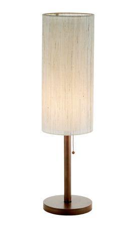 Adesso 3337 Hamptons Table Lamp - Walnut-15