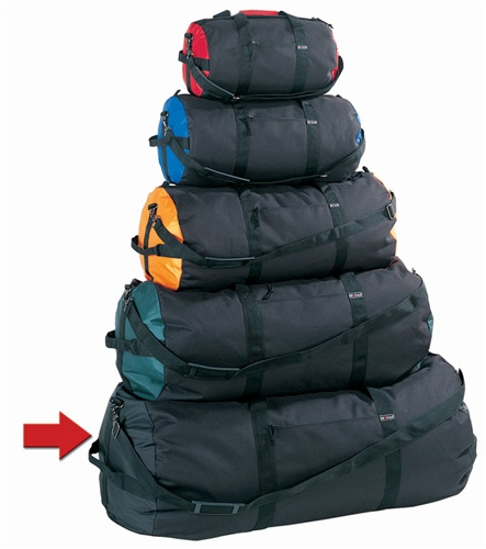 """Amaro 44200 42"""" x 21"""" Roll Bag with 600D Polyester/pvc"""