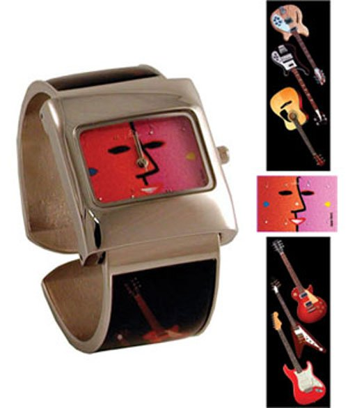 Centric HWBAG Guitars Bangle Watch