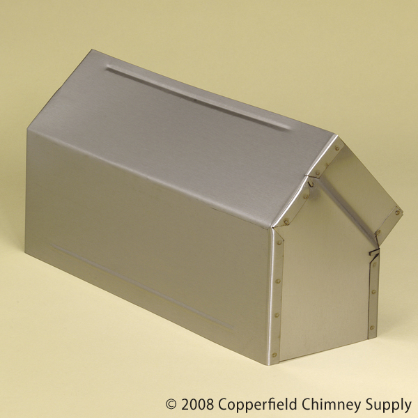 Chimney 14440 HomeSaver Insert Adaptor 45 Degree Elbow