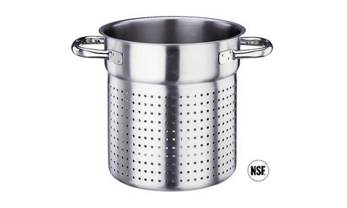 Paderno World Cuisine 11123-28 Stock Pot Colander