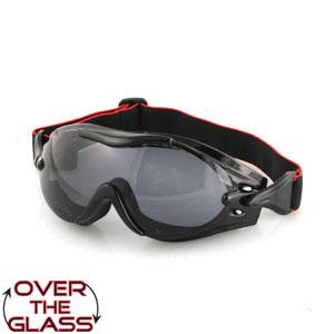 Zan Headgear BPX001 Phoenix  OTG Interchangeable Goggle  3 Sets of Lenses BLB087