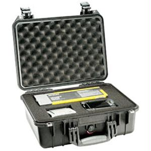 Pelican Products 1450-000-110 Case with Foam - Black
