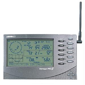 Davis Vantage Pro2 Console/Receiver - 2nd Station