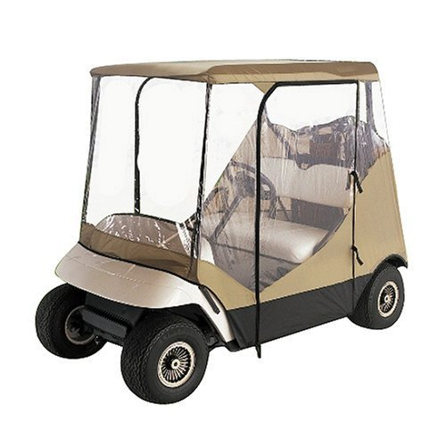 Classic Accessories 72052 TVL 4 Sided Golf Car Enc Sand