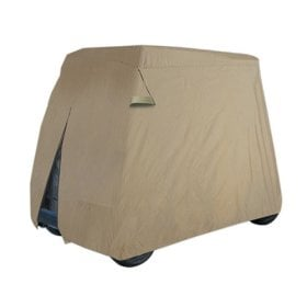 Classic Accessories 72402 Golf Car Easy-On Cover Sand