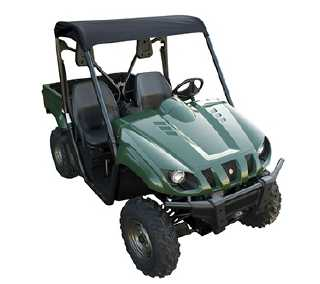 Classic Accessories 78777 UTV Roll Cage Top-Polaris - Black