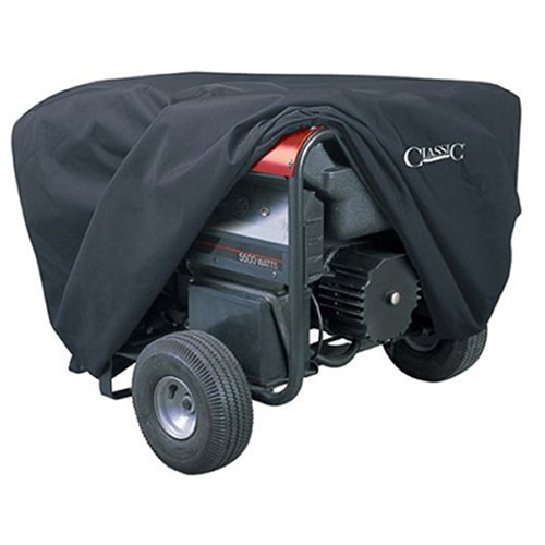 Classic Accessories 79537 Generator Cover - Black - Large
