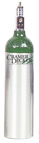 Cramer Decker Medical K870M6T M6 Medical Cylinder With Toggle Valve