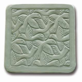Garden Molds X-BDF8032 Birds in Flight Stepping Stone Mold- Pack of 2
