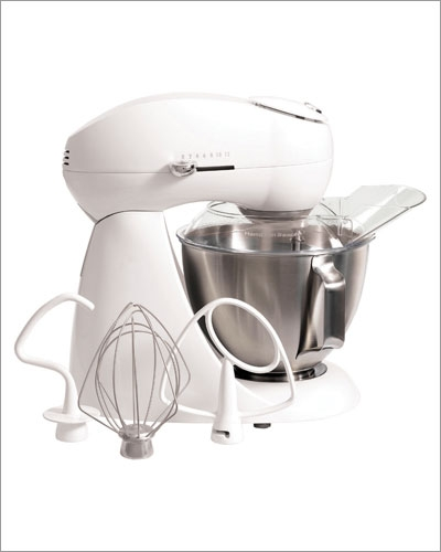Hamilton Beach 63221 Eclectrics All-Metal Stand Mixer in Sugar