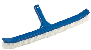 Ocean Blue Water Products 110005 18 Inch Curved Wall Brush