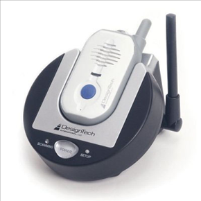 Design Tech LM-GA911 30911 Guardian Alert 911 Panic Phone