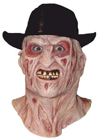 Costumes For All Occasions 1519 Freddy Krueger W Hat